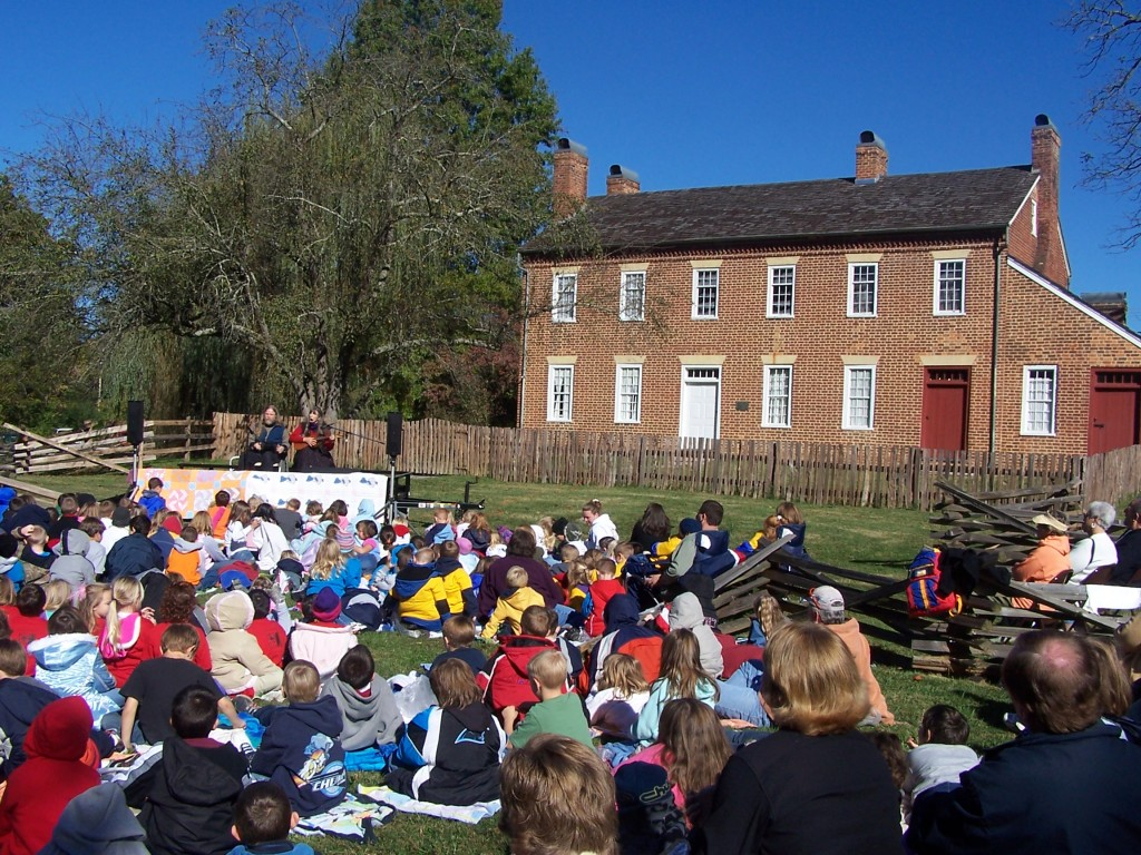 Doak House Museum Program